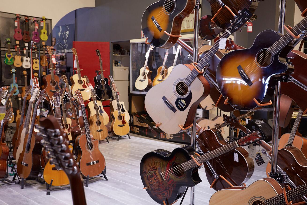 Guitare Basse Music Mag Wittenheim