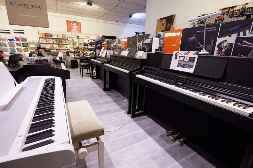 Notre gamme de Pianos,Synthés, Claviers, Music Mag Wittenheim
